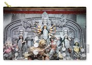 Durga Idol At Puja Pandal Durga Puja Festival Carry-all Pouch