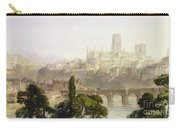 Durham Cathedral Carry-all Pouch by George Arthur Fripp