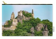 Durnstein Castle And Stone Outcroppings Carry-all Pouch