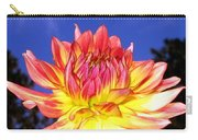 Dusk And A Dahlia Carry-all Pouch