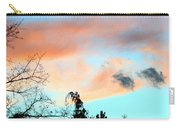 Dusk And Dogs Carry-all Pouch