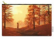 Dusk Approaches In Sleepy Hollow Carry-all Pouch