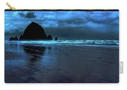 Dusk At Cannon Beach Carry-all Pouch