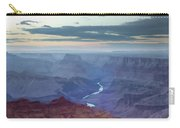 Dusk At Desert View Carry-all Pouch