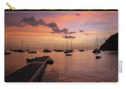 Dusk At Deshaies 2 Carry-all Pouch