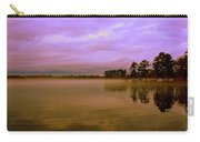 Dusk At Lake Murray Sc Carry-all Pouch