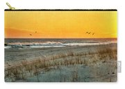 Dusk At The Shore Carry-all Pouch
