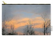 Dusk From The Deck Carry-all Pouch
