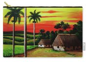 Dusk In A Cuban Countryside Carry-all Pouch