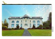 Dusk On Pacific County Historical Courthouse  Carry-all Pouch