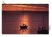 Dusk On The Bay Carry-all Pouch