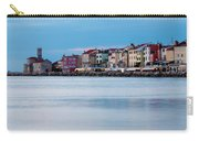Dusk Over Piran Carry-all Pouch