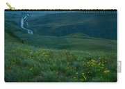 Dusk Over The Yakima Valley Carry-all Pouch