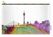 Dusseldorf Skyline 3 Carry-all Pouch