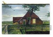 Dutch Farm At Dusk Carry-all Pouch