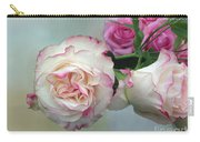 Dutch Frilled Roses Carry-all Pouch