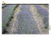 Dutch Lavender Field Carry-all Pouch