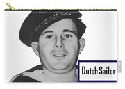 Dutch Sailor This Man Is Your Friend Carry-all Pouch