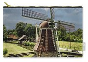 Dutch Windmill Near The Zuider Zee Carry-all Pouch