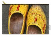 Dutch Wooden Shoes Carry-all Pouch