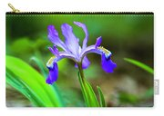 Dwarf Crested Iris Carry-all Pouch