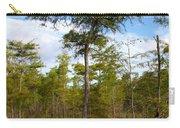 Dwarf Cypress Tree Carry-all Pouch