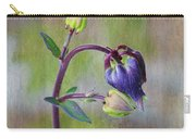 Columbine Budding Carry-all Pouch