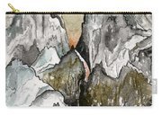 Dwimorberg     The Haunted Mountain  Carry-all Pouch