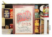 Dy-o-la Dyes Carry-all Pouch