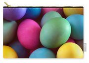 Dyed Easter Egg Abstract Carry-all Pouch