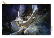 Dying Swan Carry-all Pouch