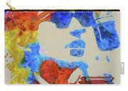 Dylan Watercolor Carry-all Pouch