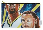 Dynamic Duo - Durant And Curry Carry-all Pouch