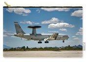 E-3 Sentry A W A C S Carry-all Pouch