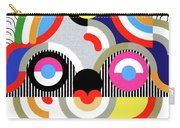 E Motion - Princess Face 1 Carry-all Pouch
