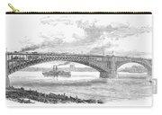 Eads Bridge, St Louis Carry-all Pouch