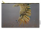 Eagle-abstract Carry-all Pouch