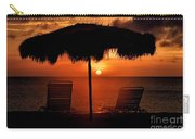 Eagle Beach Sunset Carry-all Pouch