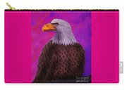 Eagle Crimson Skies Carry-all Pouch