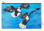 Eagle Fight Carry-all Pouch