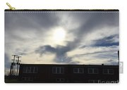 Eagle Cloud In The Carolina Sky Carry-all Pouch