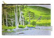 Eagle Lake, Acadia, Maine Carry-all Pouch