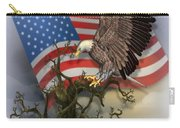 Eagle Lands Carry-all Pouch