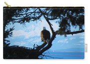 Eagle - Mt Baker - Eagles Nest Carry-all Pouch