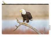 Eagle Overlooking Colorado River Carry-all Pouch