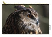 Eagle Owl 4 Carry-all Pouch