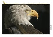 Eagle Profile 1 Original Photo Carry-all Pouch