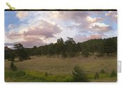 Eagle Rock Estes Park Colorado Carry-all Pouch