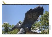 Eagle Statue  Carry-all Pouch