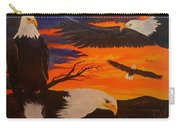 Eagles Are Back                 76 Carry-all Pouch